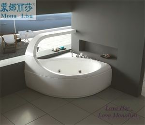 Whirlpool Massage Bathtub Cheap Massage Bathtub (M-2020) pictures & photos