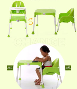 China Wholesale Baby Dining Chair Sitting Functional Table Desk pictures & photos