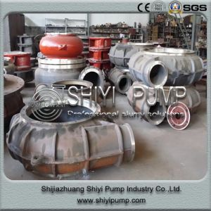 Wear-Resistant Centrifugal Slurry Water Treatment Pump Parts pictures & photos
