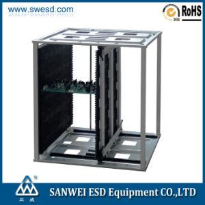 SMT ESD Antistatic PCB Magzine Rack (3W-9805301D/DG) pictures & photos