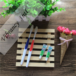 High Cheap Promotion Disposable Hotel Toothbrush pictures & photos