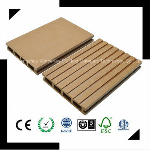 Made in China Factory Direct Sell Waterproof Recycling Wood Plastic Composite WPC Outdoor Flooring 125*23 pictures & photos