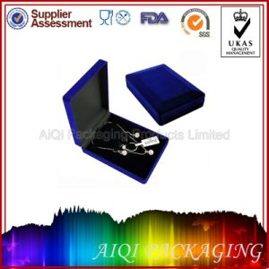 Fabric Jewelry Box (AQF-008)