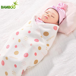 Supply Organic Bactericidal Natural Bamboo Baby Blanket pictures & photos