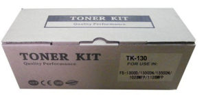 Compatible for Kyocera Mita Tk130 Toner Kit for pictures & photos