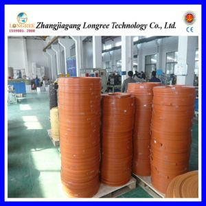 Wood Grain and High Glossy Edge Banding Production Line pictures & photos