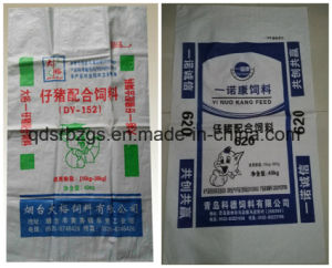 High Quality & Colorful Printed Packaging PP Woven Bag for Feed pictures & photos