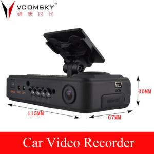 Cheaper Taxi/Bus/Vehicle Security Mobile DVR pictures & photos