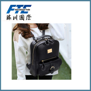 Travel and Casual Backpack with PU pictures & photos