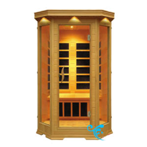 Tourmaline Sauna Rooms (KD-5002TB)