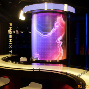 Indoor Curved LED Display P6 pictures & photos