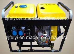 Zdg8800X/E  6kw Portable Four-Stroke Diesel Generator