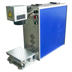 Ipg Laser Marking Machine for Metal