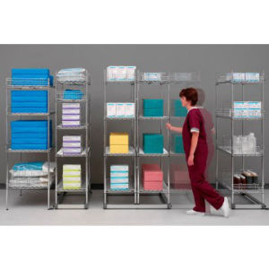 NSF Hospital Drugstore Display Storage Rack pictures & photos