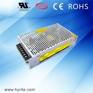 200W 12V IP20 Indoor LED Strip Power Supply with Ce pictures & photos