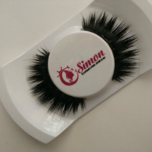 100% Natural Siberian Mink Lashes Extensions Thick False Eyelashes Cosmetics pictures & photos