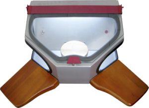 Dental Sandblasting Cabinet /Dental Lab Equipment pictures & photos