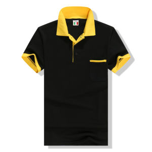 220GSM Polo T-Shirt in Contrast Colors in Neck, Cuff & Pocket pictures & photos