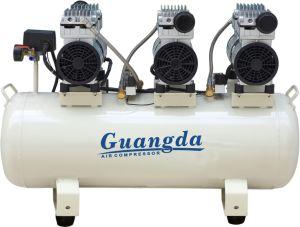 90L 850W*3 Oil Free Air Compressor Dental Machine pictures & photos