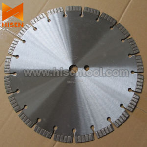 Turbo Type Saw Blade for Concrete pictures & photos