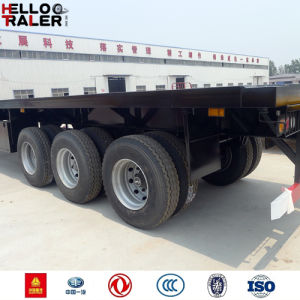 40FT Container Traction Truck and Trailer for Logistics pictures & photos