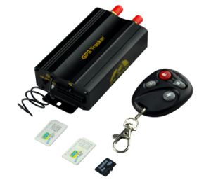 GPS Tracking System TK103-B+ with Door Lock and Unlock pictures & photos