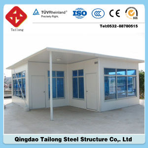 Prefabricated Temporary Site Office Building pictures & photos