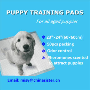 Pheromone Puppy Pad pictures & photos