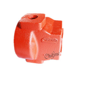 Sand Casting Cast Iron Pipe Fitting 90 Degree Elbows pictures & photos