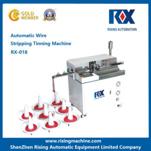 Rx-018 Cable Cutting Stripping and Tinning Machine