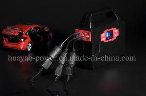150wh Portable Mobile Lithium Battery Solar Power System pictures & photos