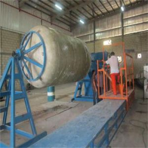 Horizontal GRP FRP Tank Producing Mould pictures & photos