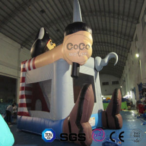 Coco Water Pirate Inflatable Bouncer for Sale LG9041 pictures & photos