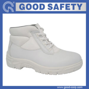 White Kitchen Safety Shoes (GSI-968)