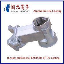 China Aluminium Die Casting Parts Company pictures & photos