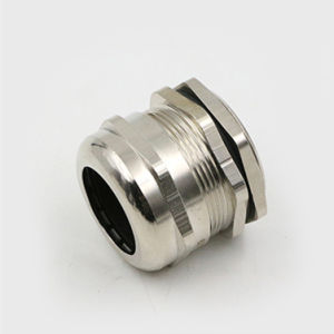 M20 China Wiring Accessories Factory Supply Metal Cable Gland pictures & photos