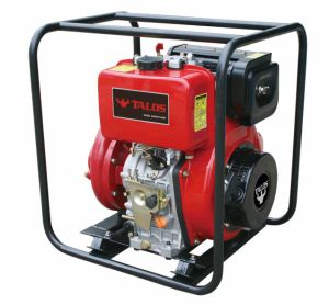 4 Inch Cast Iron High Pressure Agricultural Irrigation Diesel Water Pump (CHP40) pictures & photos