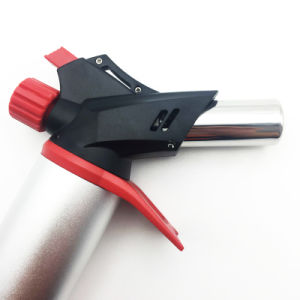 Adjustable Flame Butane Gas Jet Cigarette Welding Torch Lighter (ES-TL-011) pictures & photos