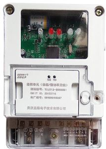 Single Phase Power Meter Wireless Data RF Communication Unit for Energy Consumption Analysis System pictures & photos