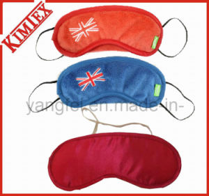 100% Polyester Promotion Customs Sleep Eye Mask pictures & photos
