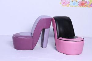 High Heel Modern Children Nursery Furniture High End Chair (SF-56) pictures & photos