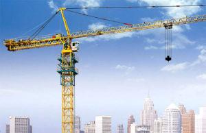 Self-Erecting Tower Crane Qtz125 (TC6515)