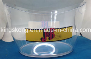 Hot Sale Plastic Ice Bucket, Champagne Bucket, Water Bucket pictures & photos