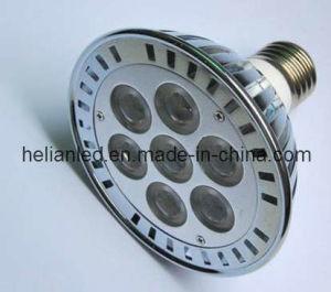 LED Powerful Spotlight (E27/GU10-PAR30-7W)