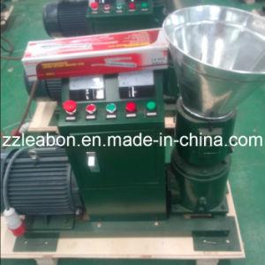 Small Flat Die Poultry Feed Pellet Making Machine for Chicken pictures & photos