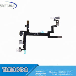for iPhone 5 Power Mute Button Volume Silent Switch on off Connector Power on off Flex Cable pictures & photos