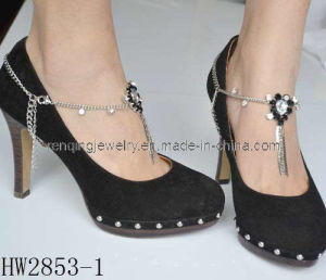 2012 Popular Jewelry Shoe Chain (HW2853-1)