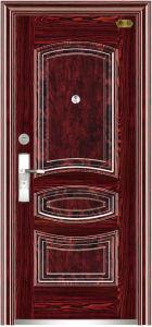 Steel Entrance Security Door (XY-8261)