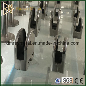 Stainless Steel Frameless Glass Railing Clamp pictures & photos