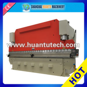 Metal Sheet Folding Machine, Metal Plate CNC Folding Machine, Stainless Steel Folder Machine Bending Press Brake CNC Hydraulic Machinery pictures & photos